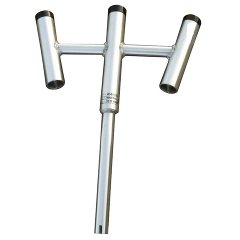 Wahoo Triple Rod Holder - 30 Bent Butt [104]