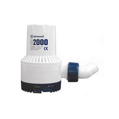 Attwood Heavy-Duty Bilge Pump 2000 Series - 12V - 2000 GPH [4760-4]