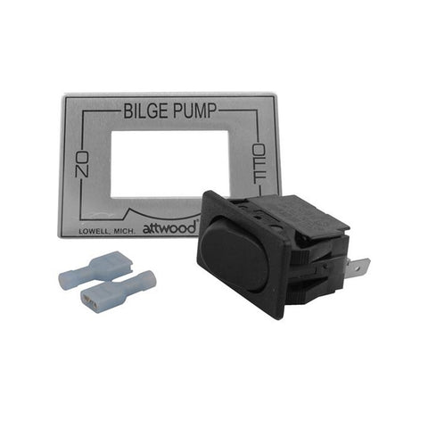 Attwood 2-Way On-Off Bilge Pump Switch [7615-3]