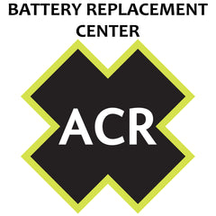 ACR FBRS 2774NH & 2775NH Battery Replacement Service [2774NH.91]