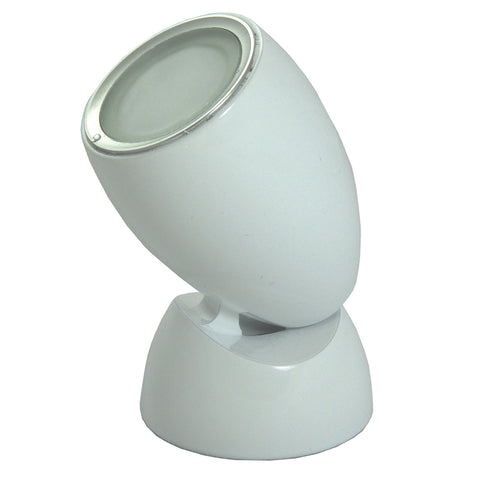 Lumitec GAI2 - General Area Illumination2 Light - White Finish - 3-Color Red-Blue Non Dimming w-White Dimming [111828]