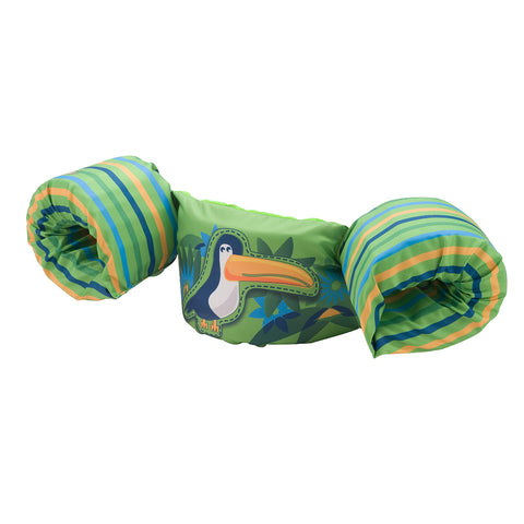 Stearns Puddle Jumper Deluxe Life Jacket - Toucan - 30-50lbs [2000012546]