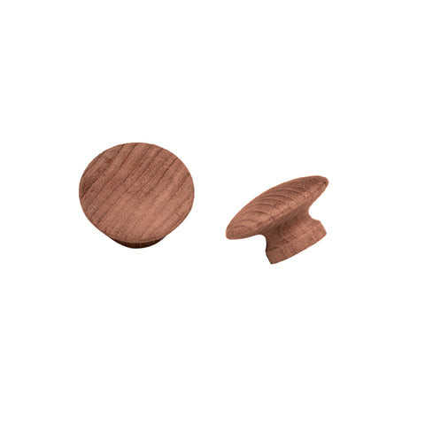 "Whitecap Teak Round Drawer Knob - 2"" - 2 Pack [60120-A]"