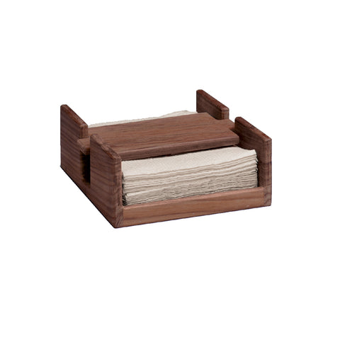 Whitecap Teak Stay-Put Napkin Holder [62434]
