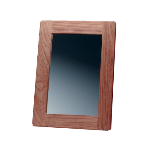 Whitecap Teak Rectangular Mirror [62544]
