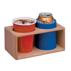 Whitecap Teak Two Insulated Drink Rack [62612]