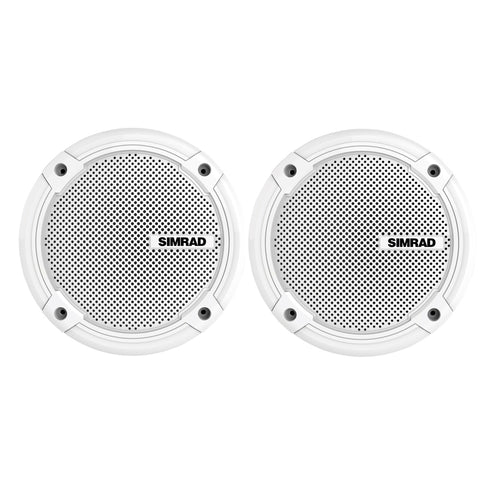 "Simrad 6.5"" Marine Speakers - 200W [000-12305-001]"