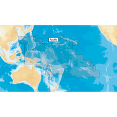 Navionics+ Japan & Pacific Islands - microSD [MSD-NAV+34XG-ROW]
