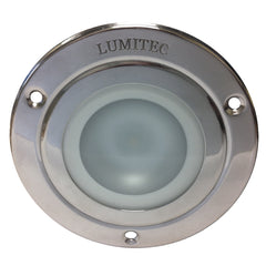Lumitec Shadow - Flush Mount Down Light - Polished Finish - Spectrum RGBW [114117]