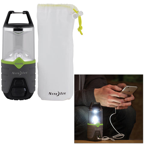 Nite Ize Radiant 300 Rechargeable Lantern [R300RL-17-R8]