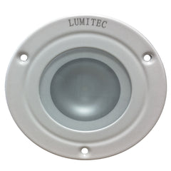 Lumitec Shadow - Flush Mount Down Light - White Finish - Spectrum RGBW [114127]