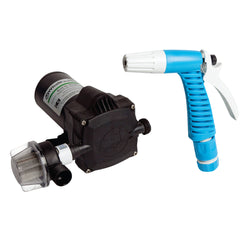 Whale Self Priming Saltwater Washdown Kit w-Universal Pressure Pump - 12V [WD1815]