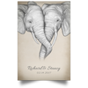 [Personalized] Elephants Poster 2