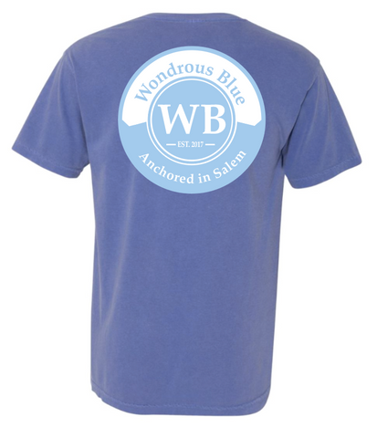 Short Sleeve WB Graphic Pocket T-Shirt