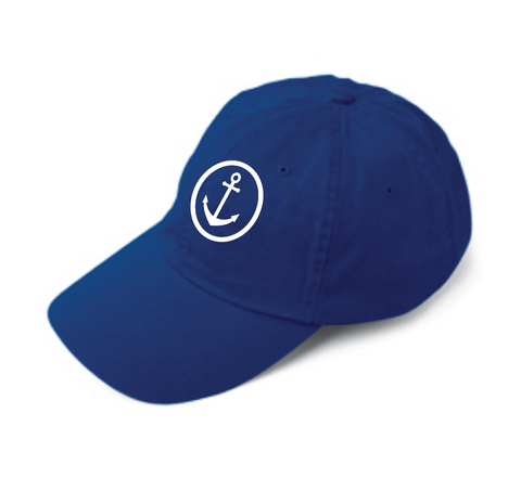 Anchor Logo - Baseball Cap