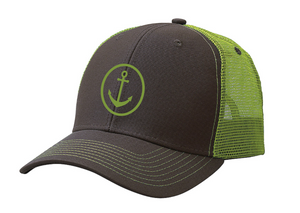Anchor Logo - Trucker Hat