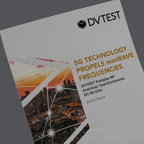 DVTEST 5G Technology Propels mmWave Frequencies white paper