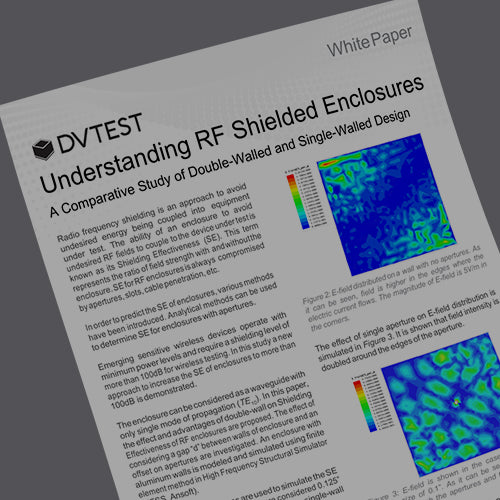 Understanding RF Shielded Enclosures: Single Wall and Double Wall Design