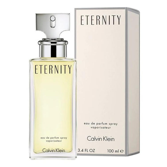 Calvin Klein Eternity Women 3.4 oz / 100 ml Eau de Parfum Spray