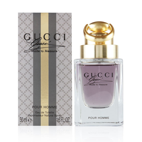 Gucci Made To Measure Men 1.6 oz / 50 ml Eau de Toilette Spray