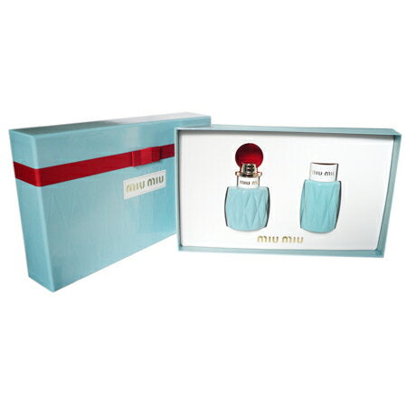 Miu Miu Women 2-Piece Gift Set (1.7 oz Spray)