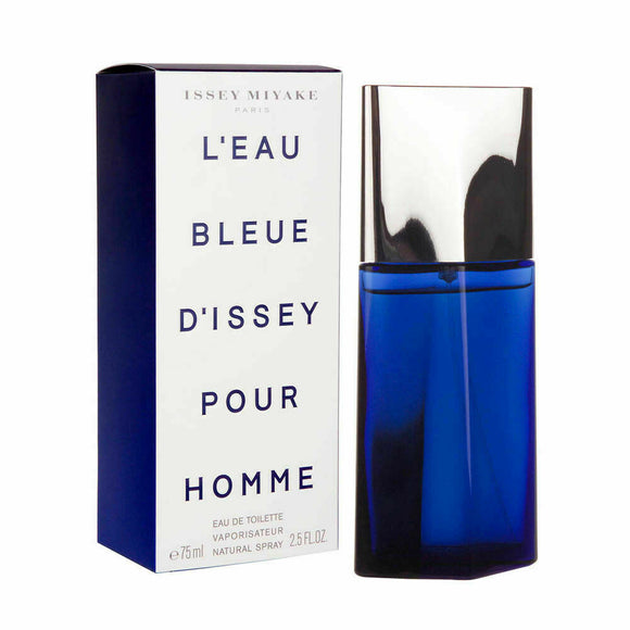 L'Eau Bleue D'Issey Men 2.5 oz Eau de Toilette Spray