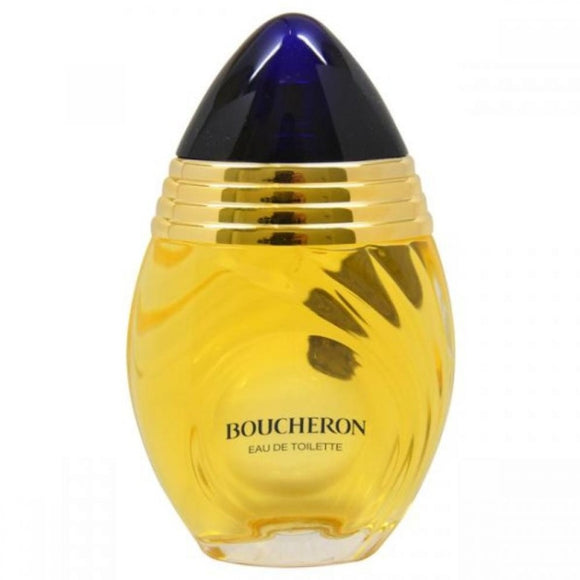 Boucheron Women 3.3 oz / 100 ml Eau de Toilette Tester