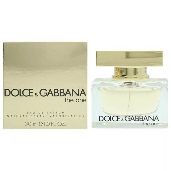 Dolce & Gabbana The One Women 1.0 oz / 30 ml Eau de Parfum Spray