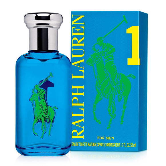 Polo Big Pony #1 (Blue) Men 1.7 oz / 50 ml Eau De Toilette Spray