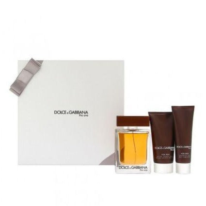 Dolce & Gabbana The One Men 3-Piece Gift Set