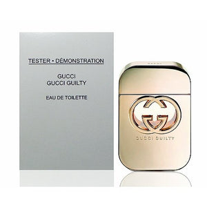 Gucci Guilty Women 2.5 oz / 75 ml Eau de Toilette Spray Tester