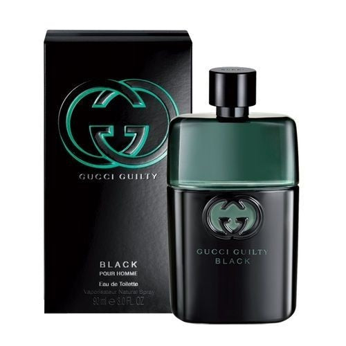 Gucci Guilty Black Men 3.0 oz / 90 ml Eau de Toilette Spray