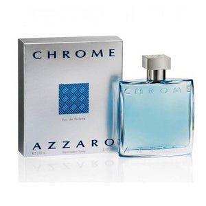 Azzaro Chrome Men 3.4 oz / 100 ml Eau de Toilette Spray