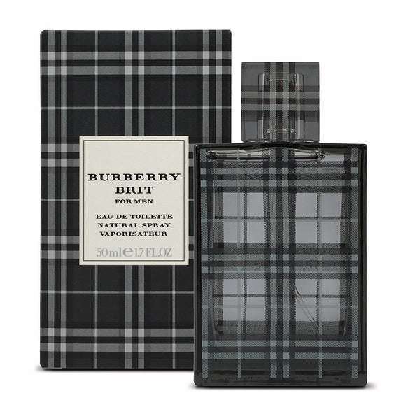 Burberry Brit Men 1.6 oz / 50 ml Eau de Toilette Spray