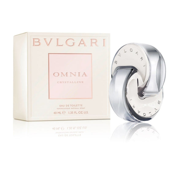 Bulgari Omnia Crystalline Women 1.3 oz / 40 ml Eau de Toilette Spray