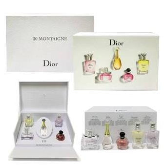 Christian Dior 30 Montaigne 5-Piece Miniature Fragrance Collection