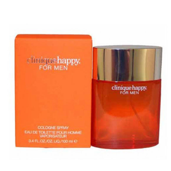Happy By Clinique For Men 3.4 oz / 100 ml Cologne Spray