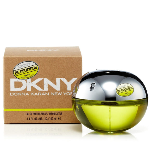 Donna Karan Be Delicious Women 3.4 oz / 100 ml Eau de Parfum Spray
