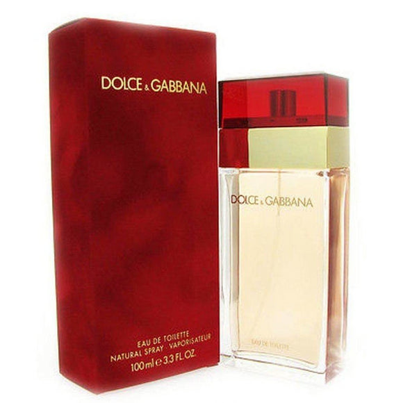 Dolce & Gabbana Dolce & Gabbana Women 3.3 oz / 100 ml Eau de Toilette Spray