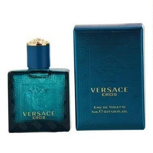 Versace Eros Men 0.17 oz / 5 ml Eau de Toilette Mini