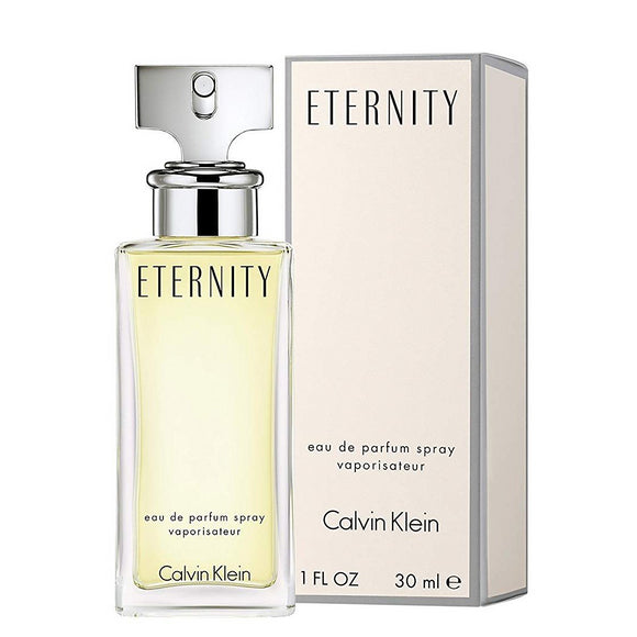 Calvin Klein Eternity Women 1.0 oz / 30 ml Eau de Parfum Spray