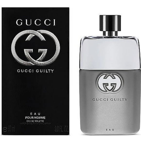 Gucci Guilty Eau Men 3.0 oz / 90 ml Eau De Toilette Spray