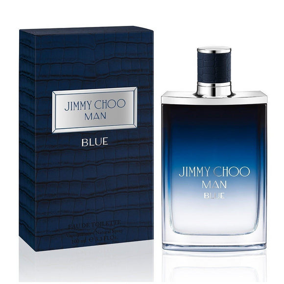 Jimmy Choo Man Blue 3.4 oz / 100 ml Eau de Toilette Spray