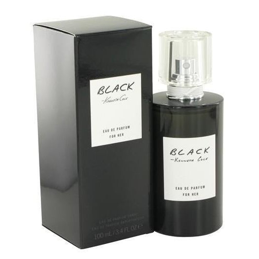 Black By Kenneth Cole Women 3.4 oz / 100 ml Eau De Parfum Spray