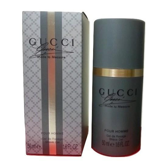 Gucci Made To Measure Men 1.6 oz / 50 ml Shaving Gel