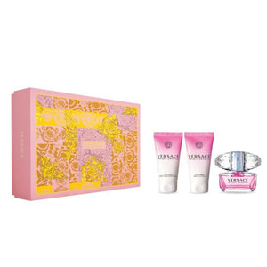 Versace Bright Crystal Women 3-Piece Gift Set