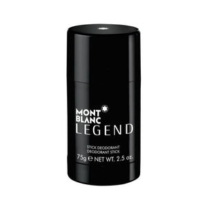 Montblanc Legend Men 2.5 oz / 75 ml Deodorant Stick