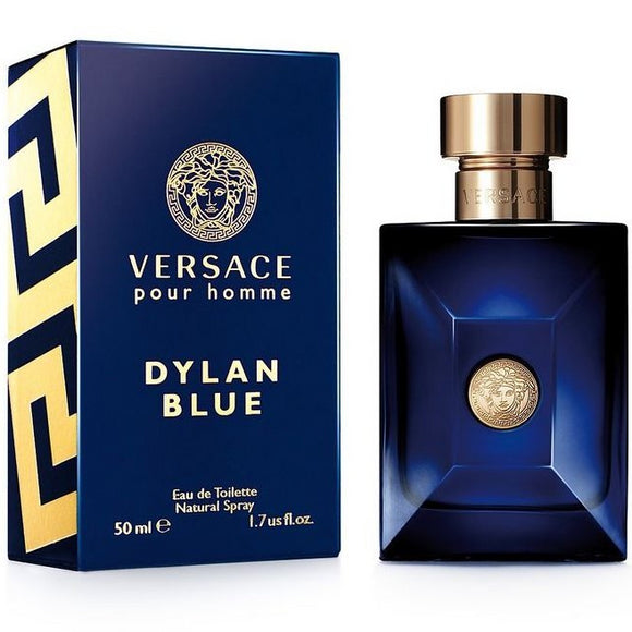 Versace Dylan Blue for Men 1.7 oz / 50 ml Eau De Toilette Spray