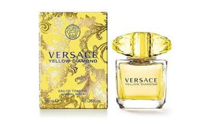 Versace Yellow Diamond Women 0.17 oz / 5 ml Eau de Toilette Mini