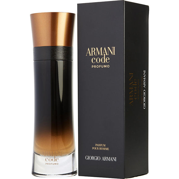 Armani Code Profumo Men 3.7 oz / 110 ml Parfum Spray